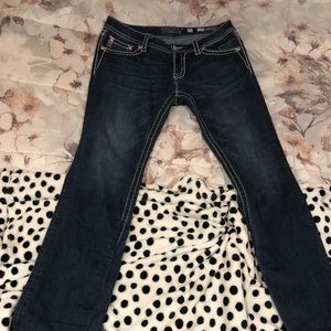 Miss me jeans size 31. Inseam 32 like new